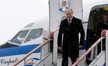 Un nou avion prezidential pentru presedintele Romaniei!