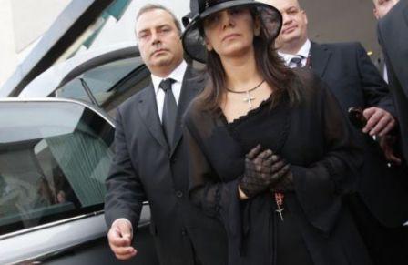 Veronica Gusa de Dragan, vaduva lui Constantin Dragan, a devenit cea mai bogata femeie din Romania