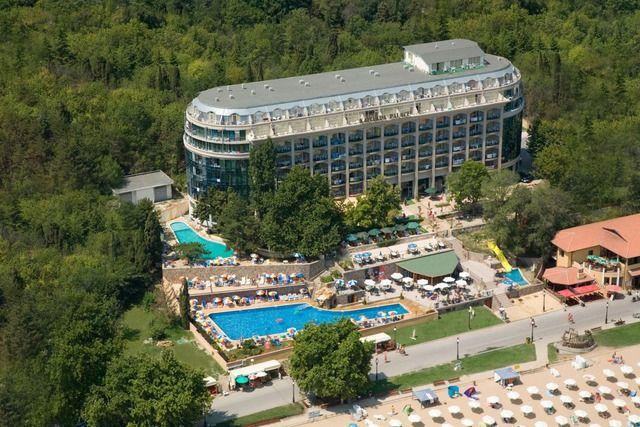 Новый отзыв об отеле Kaliakra Palace, Varna / Black Sea Resorts