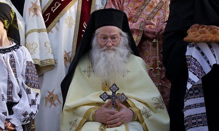 Parintele Iustin Parvu si minunea de la Manastirea Petru Voda