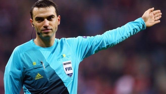 Ovidiu Hațegan va arbitra meciul Borussia Dortmund – FC Barcelona din Liga Campionilor