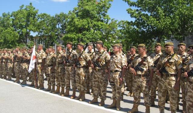 Scorpionii Rosii, acuzati de coruptie! Mita pentru misiuni in Afganistan