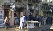 IRAK: ATAC cu MASINA CAPCANA la DAMASC, soldat cu cel putin 40 de MORTI si 60 de RANITI