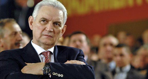 "Ilie Sarbu sustine ca Viorel Hrebenciuc nu are cu el ""o relatie de prietenie cum avea cu alti colegi"""