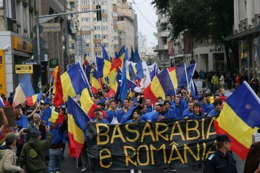 """Marsul pentru Basarabia"" va avea loc, duminica, in Bucuresti"