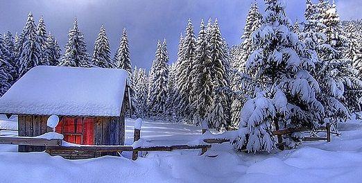 Prognoza METEO pana in februarie 2014: Ger si ninsori in decembrie