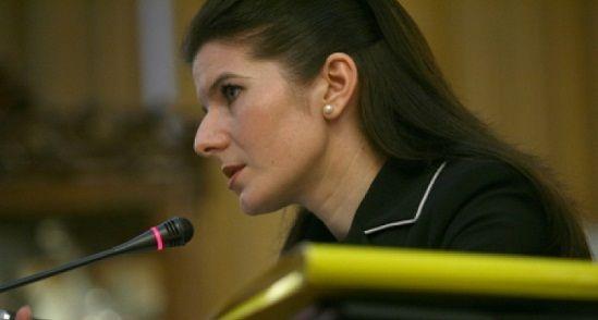 "Monica Iacob-Ridzi ar putea afla sentinta in dosarul ""2 Mai"""