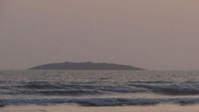 O noua insula in Pacific in urma unei eruptii vulcanice. FOTO si VIDEO