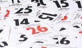 ROMANII vor avea in anul 2017 doua ZILE LIBERE in plus fata de 2016