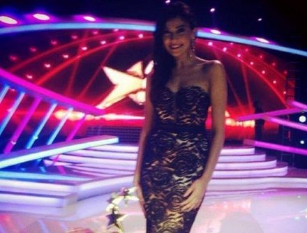 Alexandra Badoi, finala Next Star: Uite ce tinuta incendiara a purtat in platoul Next Star. VIDEO