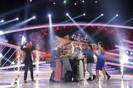 CASTIGATOR FINALA NEXT STAR: Elena Hasna a castigat finala de popularitate. VIDEO