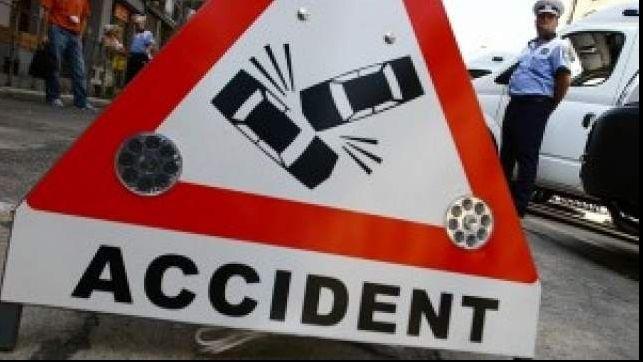Accident rutier la Arad: Cinci persoane au fost grav ranite