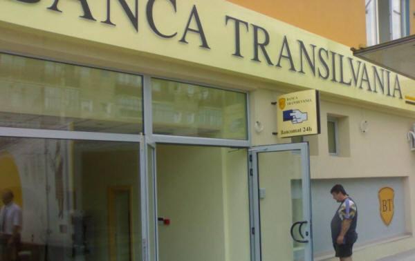 Banca Transilvania a deschis o sucursala in capitala Italiei