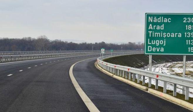 CNADNR: In 2014 vor fi finalizati 93,1 km de autostrada si 194,8 km in 2015