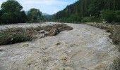 APELE ROMANE: Cod portocaliu de inundatii prelungit pe Neajlov si Paraul Cainelui
