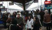 GREVA SPONTANA la CFR: O parte dintre angajati au intrerupt lucrul! 150 de TRENURI au INTARZIERE