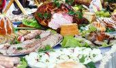 Ce trebuie să mănânci după masa de Paște pentru a nu te îngrășa