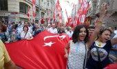 TURCIA: PROTEST la ISTANBUL impotriva MASURILOR de REPRESIUNE ale GUVERNULUI