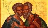 SFINTII APOSTOLI PETRU SI PAVEL, sarbatoriti de crestini. Cine au fost PETRU si PAVEL