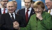 RUSIA: ANGELA MERKEL si VLADIMIR PUTIN se intalnesc in statiunea SOCI