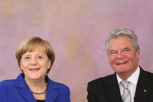 Campionatul Mondial de fotbal 2014: Cancelarul si presedintele Germaniei vor asista la finala