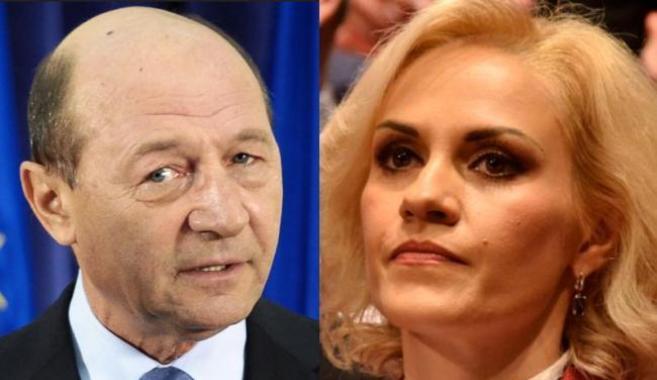 Traian Băsescu o face praf pe Gabriela Firea: Țoapa de Voluntari este ahtiată după imagine