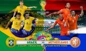 Campionatul Mondial de fotbal 2014: BRAZILIA-OLANDA 0-3 (0-2) LIVE TEXT BRAZILIA in genunchi
