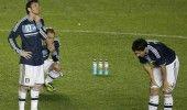 Campionatul Mondial de fotbal 2014: Nationala ARGENTINEI indoliata dupa o TRAGEDIE. FOTO