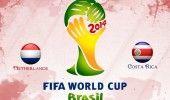 Campionatul Mondial de fotbal 2014: OLANDA-COSTA RICA 4-3 dld (0-0, 0-0) LIVE TEXT: Calificare in extremis