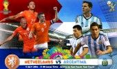 Campionatul Mondial de fotbal 2014: OLANDA-ARGENTINA 2-4 dld (0-0, 0-0) LIVE TEXT: Eroul ROMERO