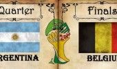 Campionatul Mondial de fotbal 2014: ARGENTINA-BELGIA 1-0 (1-0) LIVE TEXT: Victorie mica