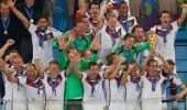 Campionatul Mondial de fotbal 2014: GERMANIA-ARGENTINA 1-0 dp (0-0,0-0) DEUTSCHLAND UBER ALLES