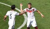 Campionatul Mondial de fotbal 2014: FRANTA-GERMANIA 0-1 (0-1) / Scopul scuza mijloacele