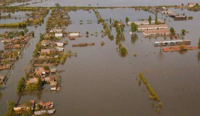 Cod Galben de inundatii pe rauri din sapte judete