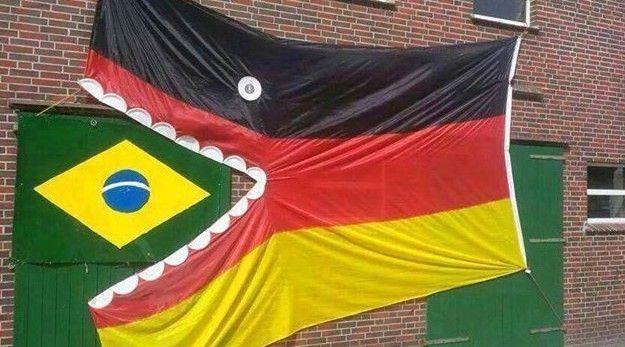 germania brazilia