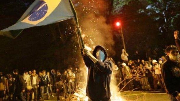 violente brazilia