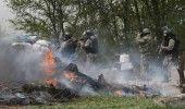 UCRAINA: Noi lupte sangeroase intre fortele ucrainene si separatisti. Cautarea victimelor zborului MH17 continua