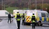 Un numar de 20 de ROMANI, SALVATI de politia nord-irlandeza intr-o operatiune impotriva TRAFICULUI DE FIINTE UMANE