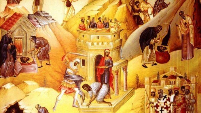 Tăierea Capului Sfântului Ioan Botezătorul, prăznuită pe 29 august de Biserica Ortodoxă. Tradiții și obiceiuri