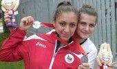 PRIMA MEDALIE pentru Romania la Jocurile Olimpice de Tineret, castigata de STEFANIA DOBRE la JUDO