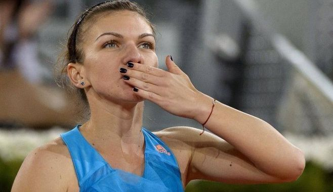 FABULOS! Simona Halep, la un pas de a da LOVITURA!