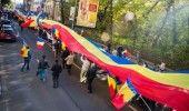 Un nou MARS pentru sustinerea UNIRII Romaniei cu Republica Moldova, in Bucuresti