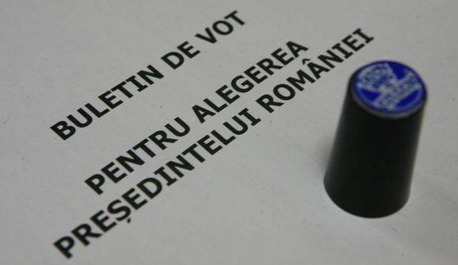 Biroul Electoral Central a decis ordinea pe buletinele de vot la alegerile prezidențiale