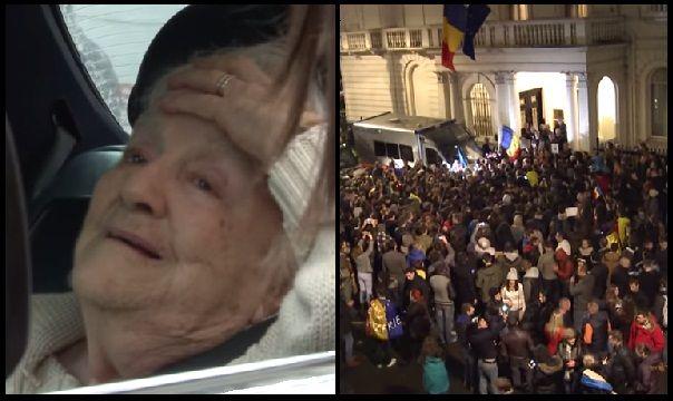 VIDEO CUTREMURATOR! Sotia lui Ion Ratiu, IN LACRIMI la COADA LA VOT la Londra