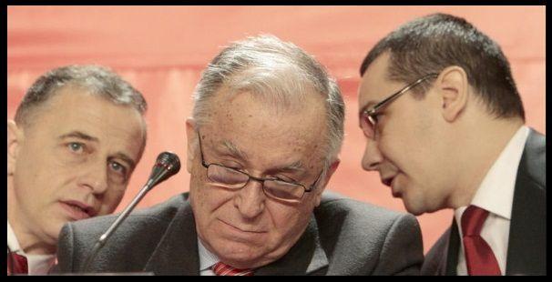 ILIESCU pregateste CUTREMURUL din PSD. Ponta este primul responsabil! Despre Iohannis: A venit cu un mesaj nou!