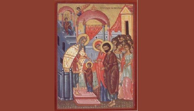 21 Noiembrie in Calendarul Ortodox. Intrarea în Biserică a Maicii Domnului