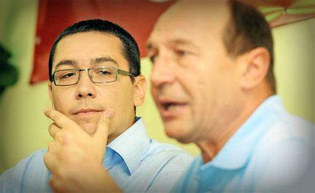 DEZVALUIRE BOMBA! Basescu a facut BLAT cu Ponta in turul II. FOTO