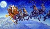 Povești cu Moș Crăciun, cel mai popular personaj din lume