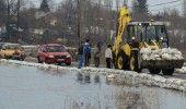 INUNDATIILE au afectat PATRU LOCALITATI din judetul Giurgiu