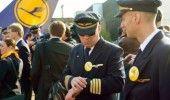 GERMANIA: SUTE de ZBORURI ANULATE din cauza GREVEI PILOTILOR de la LUFTHANSA
